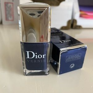 Dark blue Dior. The color is called Blue Label.
